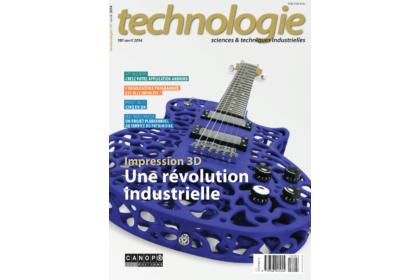 Article consacré à SinusPhy dans la revue Technologie n° 179